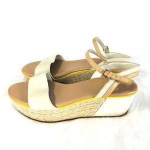 Cole Haan Platform Espadrille Sandals